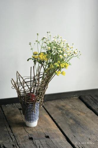 floral design lesson